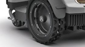 Ambrogio 4.0 Elite Doppel-Gummiräder