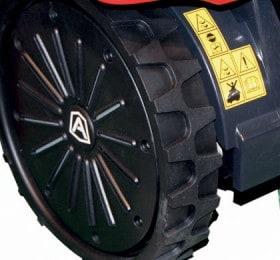 Ambrogio L350 Flex Gummi Räder