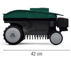 Ambrogio L15 Mähroboter Abmessungen